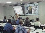 Процесс обучения в специализированном учебном классе Hensel